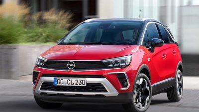Modern bir yüzden daha fazlası: Yeni Opel Corssland