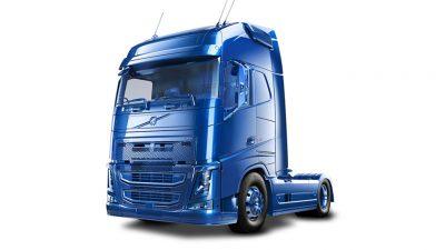 Volvo Trucks'dan mavi kontrat
