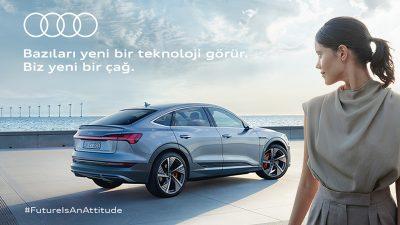Audi yeni marka stratejisine geçti