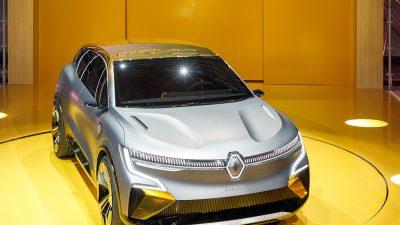 Renault Grubu'ndan iki yeni elektrikli araç