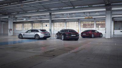 Porsche Panamera'nın en güçlü versiyonu satışa sunuluyor
