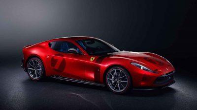 Ferrari Omologata: türünün tek örneği