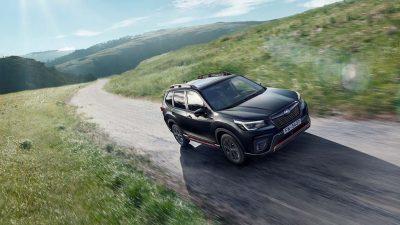 Subaru Forester e-BOXER, Sport versiyonuyla geliyor