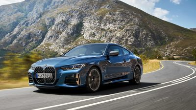 Yeni BMW 4 Serisi Coupe Türkiye'de