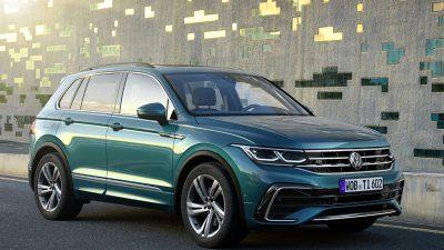Yeni Volkswagen Tiguan karşınızda