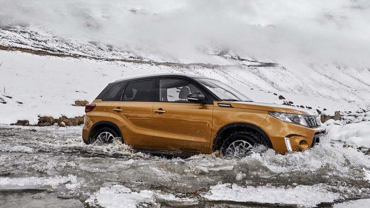 Suzuki Vitara 4×4'e özel yılın son kampanyası!