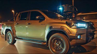 """Toyota'nın """"İmkansız Yok"""" klibi gösterime girdi"""