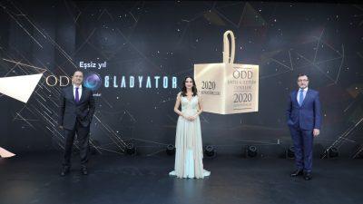 On birinci ODD Gladyatör ödülleri sahiplerini buldu