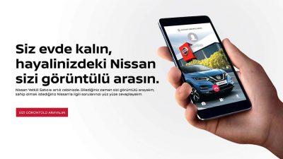 Nissan'dan COVID-19'a teknolojik önlem