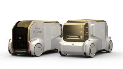 Toyota yeni teknolojileriyle sağlıklı geleceğe ışık tutuyor