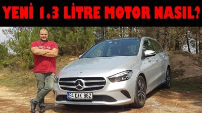 Hala Renault motoru mu? | Yeni Mercedes Benz B180 Progressive 1.3 Style