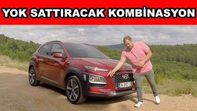 İdeal küçük SUV mu? | Hyundai Kona 1.6 dizel otomatik testi