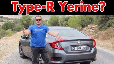 Type – R alamayanlara müjde!| Makyajlı Honda Civic 2019 İncelmesi