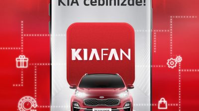 KIAFAN mobil uygulamasında özel fırsatlar başladı