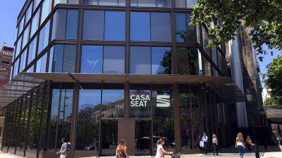 Bir sonraki Barselona seyahatinde ziyaret edilmesi gereken yeni bir yer; CASA SEAT