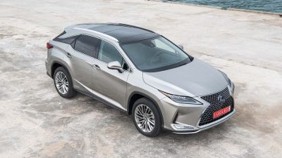 Lexus RX yenilendi