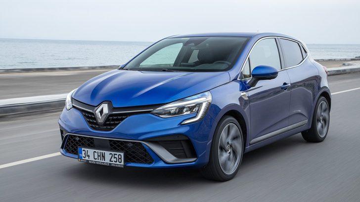 Renault yılın ilk yarısında binek otomobil lideri