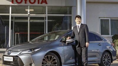 Toyota Otomotiv Sanayi Türkiye 30. yılını kutluyor