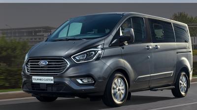 İşte Ford Ticari Ailesinin en yeni hibrit üyeleri