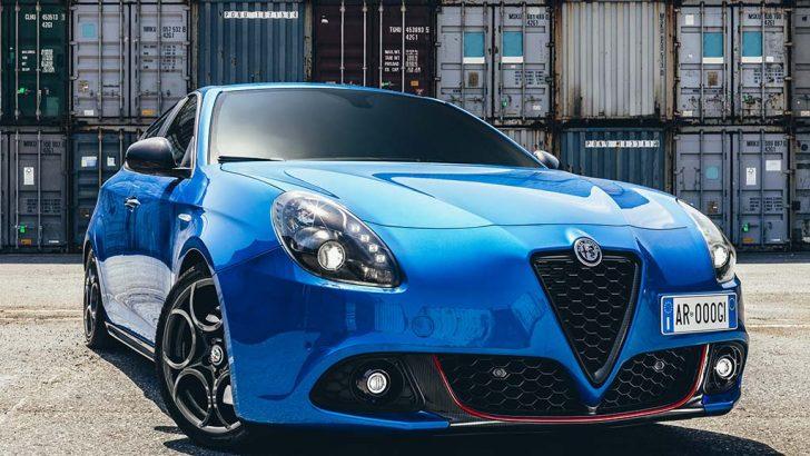 Alfa Romeo Giulietta al ödemeye 2021'de başla