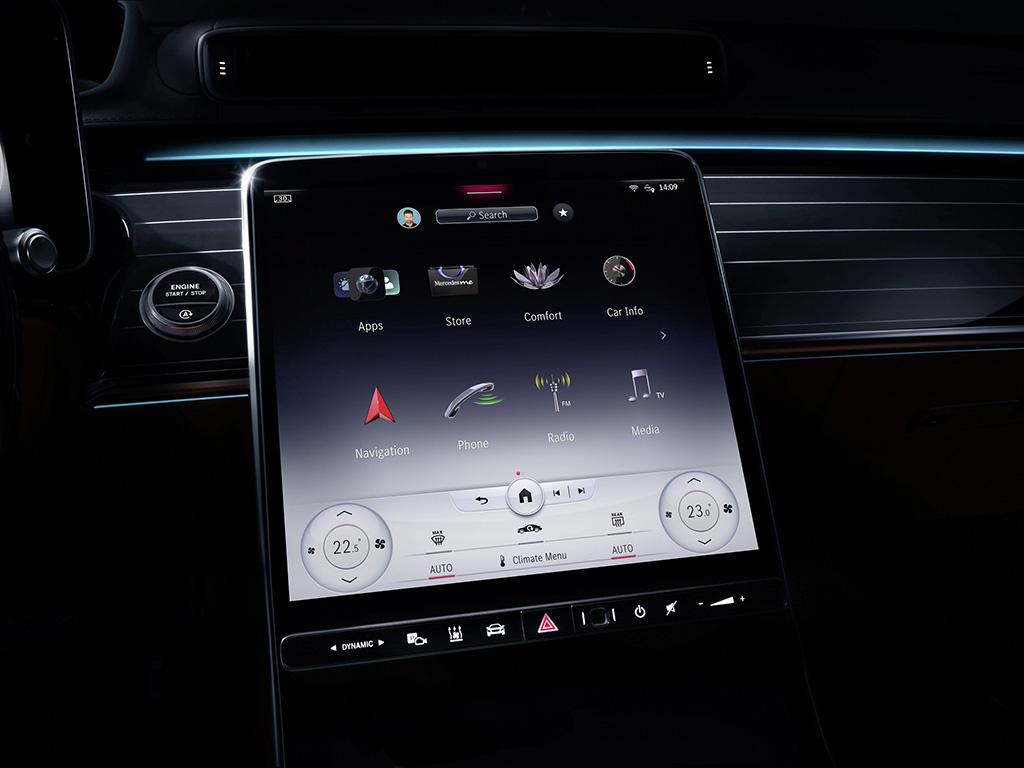 Bu görsel boş bir alt niteliğe sahip; dosya adı Mercedes-Benz-S-Serisi-My-MBUX-2.jpg