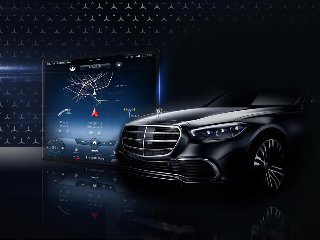 Bu görsel boş bir alt niteliğe sahip; dosya adı Mercedes-Benz-S-Serisi-My-MBUX-5.jpg