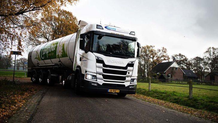 Scania'dan yakıt tasarrufu için Sürücü eğitim programı düzenliyor