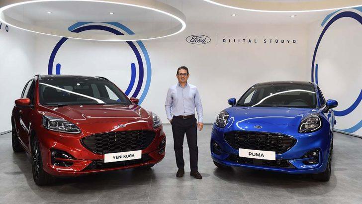 Yeni Ford Kuga ve Puma tanıtıldı