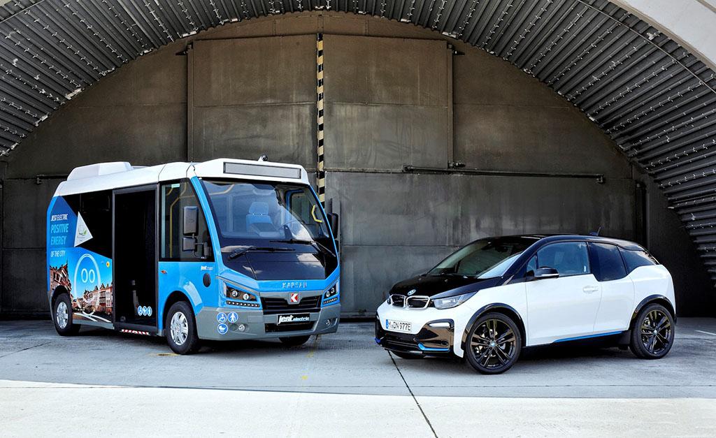 Bu görsel boş bir alt niteliğe sahip; dosya adı Karsan-Jest-Electric_BMW-i3.jpg