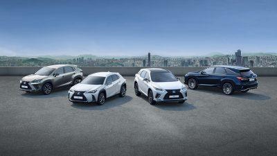 Lexus bir kez daha en güvenilir otomobil markası seçildi