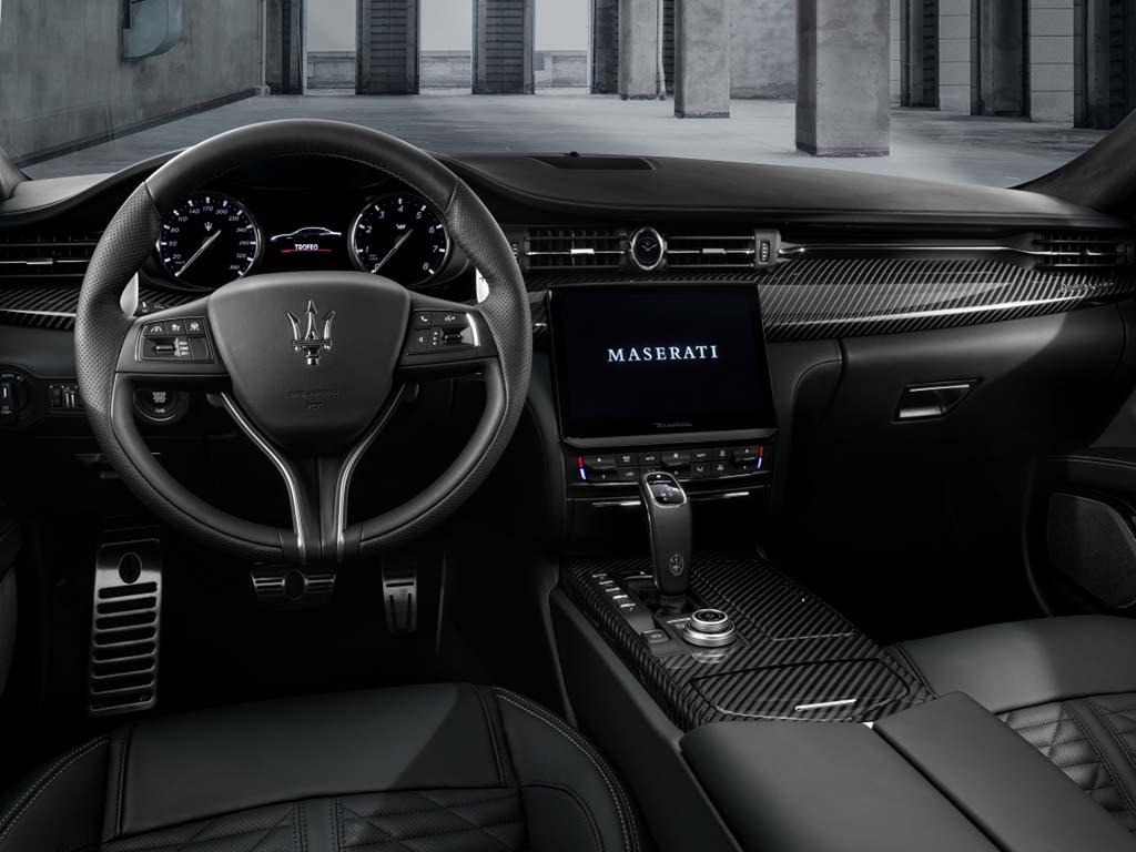 Bu görsel boş bir alt niteliğe sahip; dosya adı Maserati-Quattroporte-Trofeo-Kokpit-1.jpg