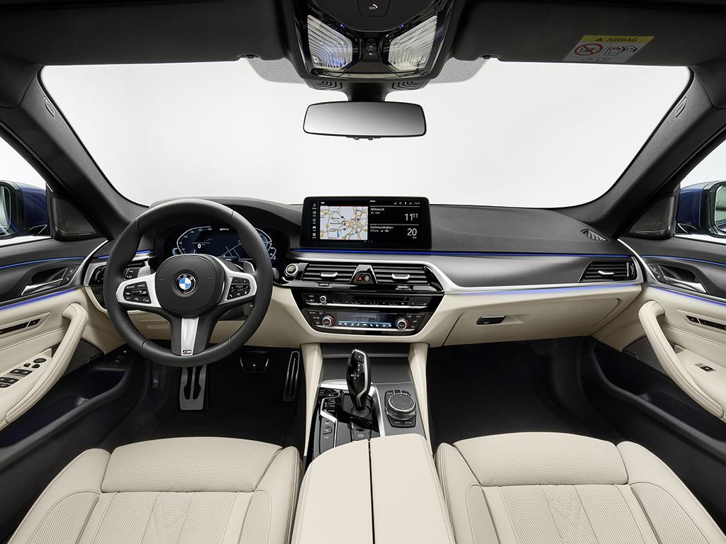 Bu görsel boş bir alt niteliğe sahip; dosya adı Yeni-BMW-5-Serisi-Kabin.jpg