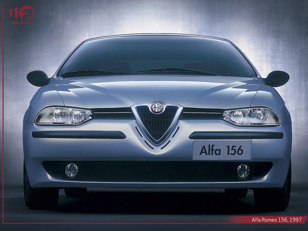 Bu görsel boş bir alt niteliğe sahip; dosya adı Alfa-Romeo-156-1997.jpg