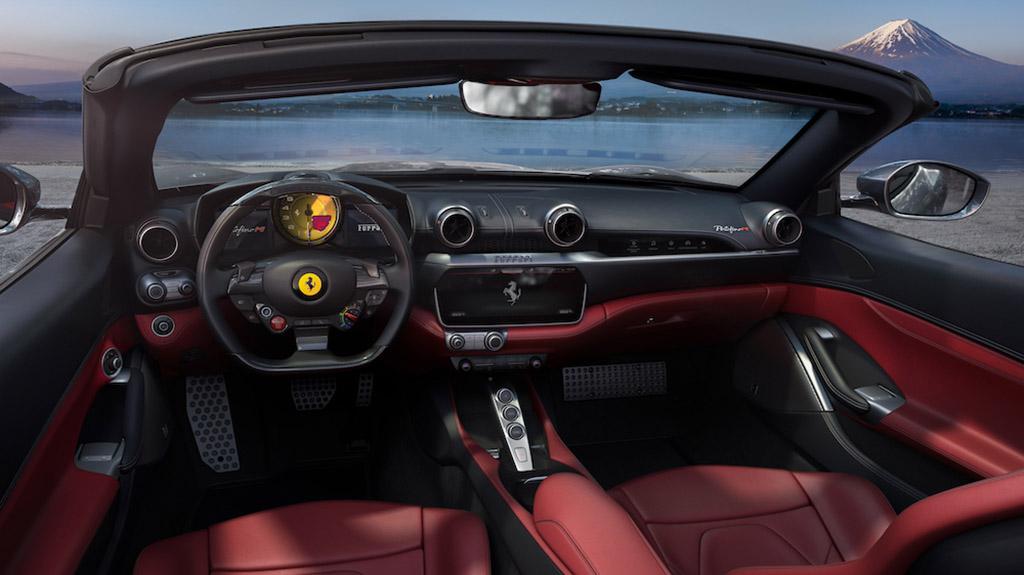 Bu görsel boş bir alt niteliğe sahip; dosya adı Ferrari-Portofino-M-Kokpit.jpg