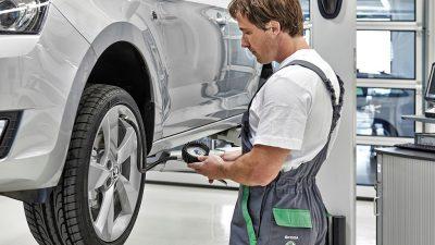 Škoda'lar avantajlı bakım günleri ile her yola hazır