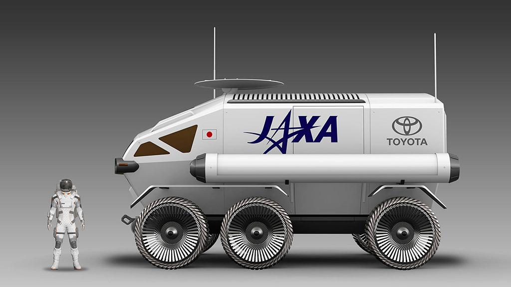 Bu görsel boş bir alt niteliğe sahip; dosya adı Toyota-ve-JAXA-isbirligi-3.jpg