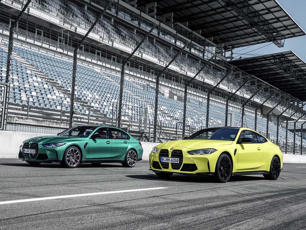 Bu görsel boş bir alt niteliğe sahip; dosya adı Yeni-BMW-M3-Sedan-ve-Yeni-BMW-M4-Coupe.jpg