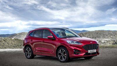 Geleceğin SUV'si Yeni Ford Kuga'ya Euro NCAP'ten 5 yıldız