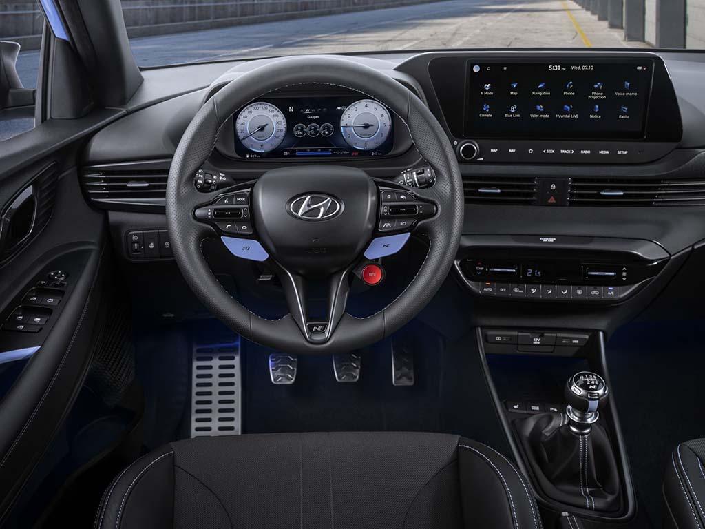 Bu görsel boş bir alt niteliğe sahip; dosya adı Hyundai-i20-N-5.jpg