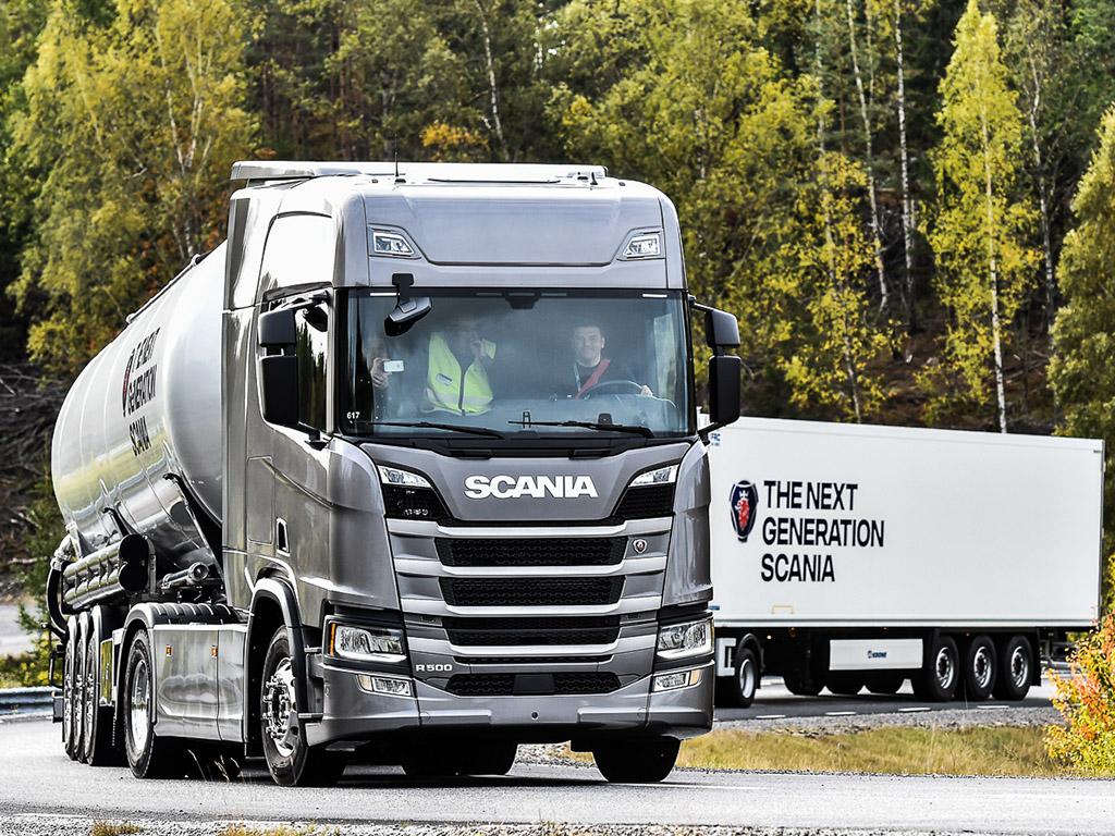 Bu görsel boş bir alt niteliğe sahip; dosya adı Scania-R500-1.jpg
