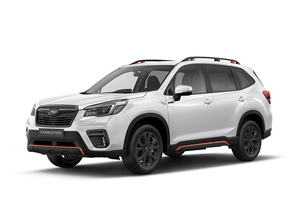 Bu görsel boş bir alt niteliğe sahip; dosya adı Subaru-Forester-Sport_2020.jpg