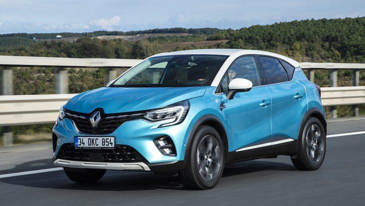 Yeni Renault Captur Türkiye'de kaç paradan satılacak?