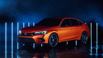 Yeni 2021 Honda Civic tüm detaylarıyla tanıtıldı