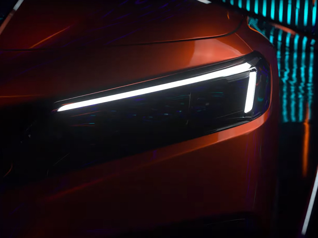 Bu görsel boş bir alt niteliğe sahip; dosya adı 2022-honda-civic-sedan-prototype-teaser-3.jpg
