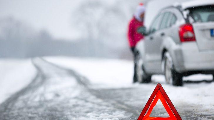 Araçları kışa hazırlayacak 5 öneri