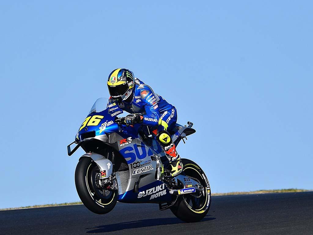 Bu görsel boş bir alt niteliğe sahip; dosya adı Joan-Mir-Suzuki-Racing-1.jpg