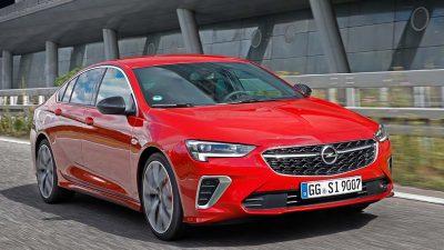 Makyajlı Opel Insiginia Türkiye'de kaç paradan satılacak?