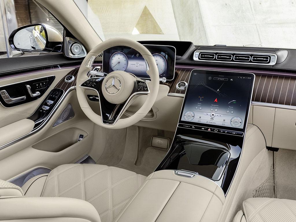 Bu görsel boş bir alt niteliğe sahip; dosya adı Yeni-Mercedes-Maybach-S-Serisi-4.jpg