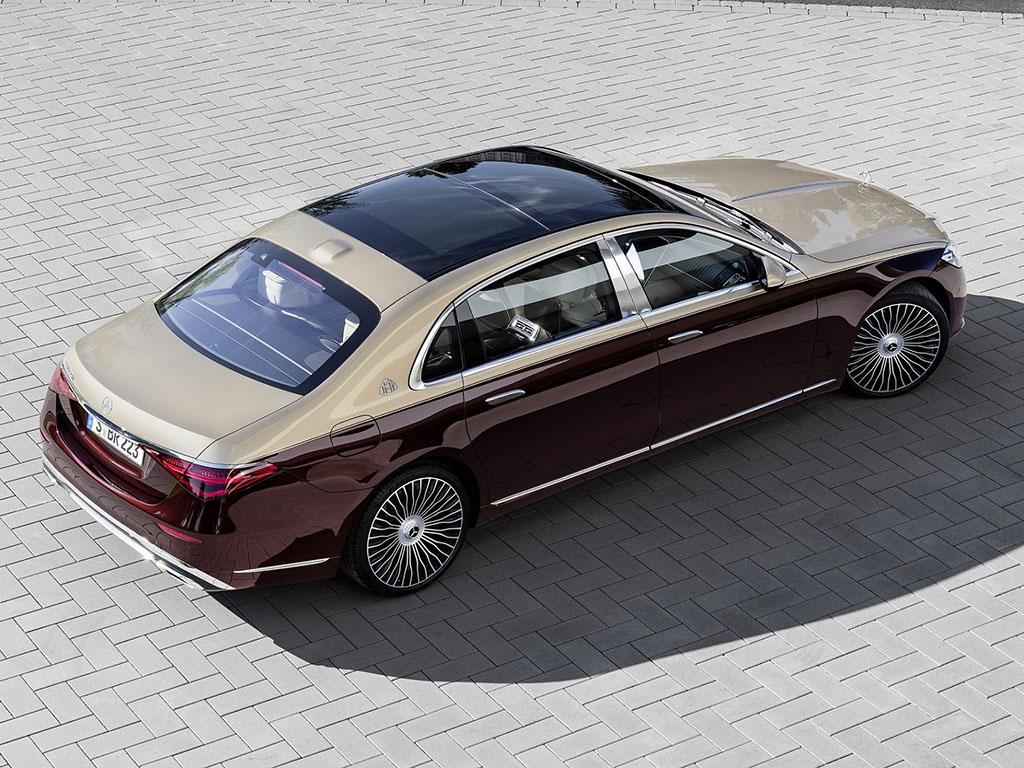 Bu görsel boş bir alt niteliğe sahip; dosya adı Yeni-Mercedes-Maybach-S-Serisi-5.jpg