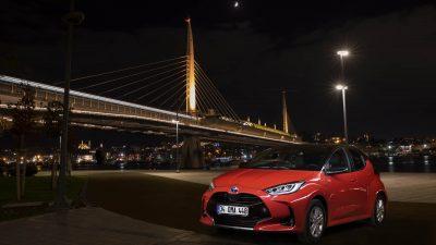 Tamamen yenilenen Toyota Yaris Türkiye'de